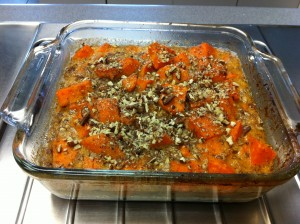 sweet pot cas 300x224 Oh so sweet potato casserole