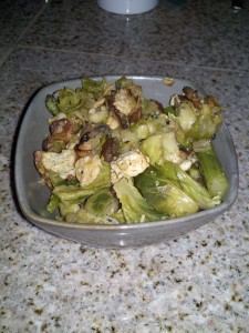 2012 06 26 13 07 40 9631 225x300 Vegetables with Bacon and Grilled Chicken