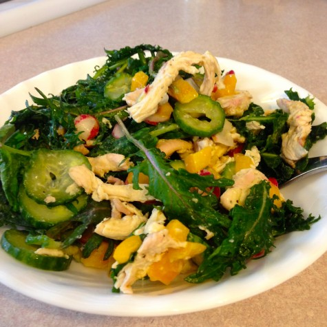 photo 11 475x475 Kale spring salad
