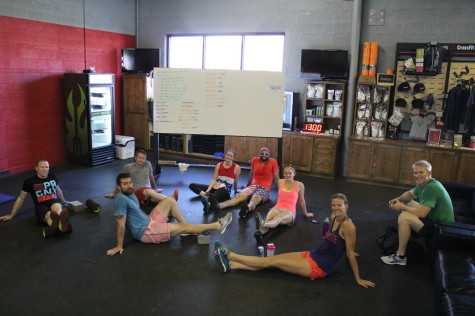 Those who workout together, mobilize together.