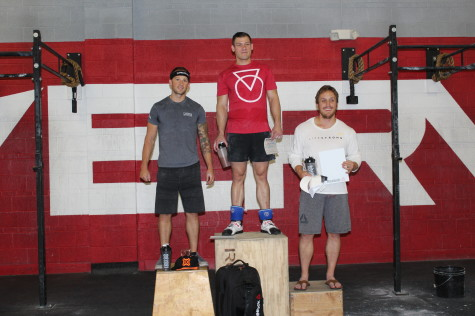 Congratulations to the winners of the recent in-house weightlifting meet!