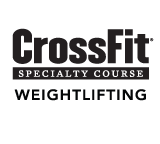 CFSC OlyWeightlifting Black CrossFit Weightlifting Trainer Course   August 29 and 30, 2015