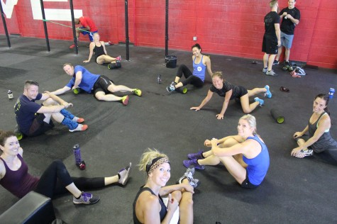 Post-Labor Day WOD mobilization/not-laboring session