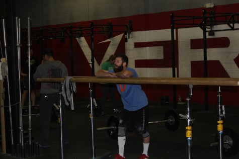 Yesterdays workout had most of us heading to the P Bars to mobilize those forearms.  Today we may need it for the triceps!