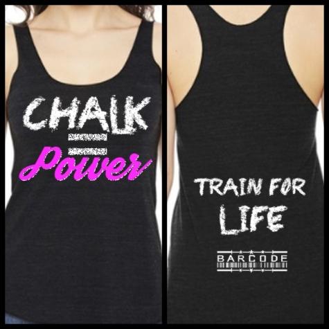 Chalk=Power