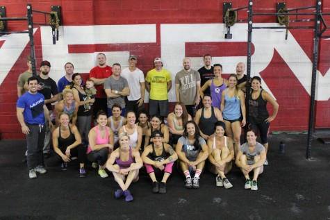 Great turnout Saturday for the EOD Memorial WOD. Thanks to everyone that came out!
