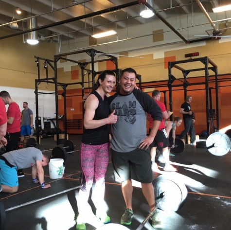 Big congrats to Liz and Walter for competing in the recent Tuff Love competition at CrossFit Sanitas!