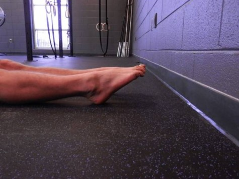 Ankle extension test