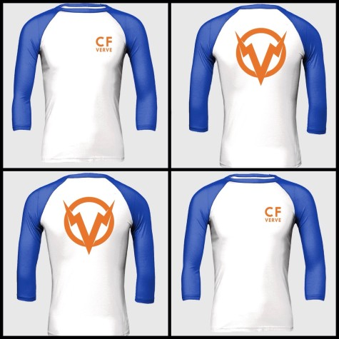 Get your Verve shirt while you can!!