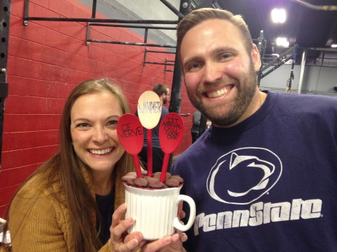 """Congratulations to Fred and Melissa Liskowski on their winning chili, """"Chili So Good You'll Forget Your Macros""""."""