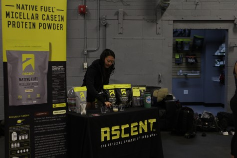 Thank you again to Ascent Protein for sponsoring our Friday Night Throw Down for 17.1!!