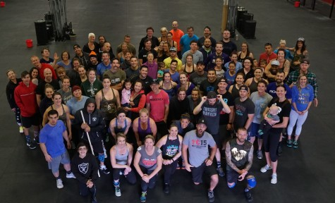 Great turnout for the DeVito memorial workout on Sunday. Thank you to everyone that came.