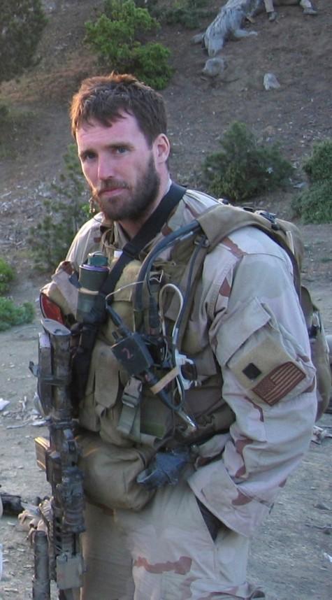 """Lt. Michael """"Murph"""" Murphy"""