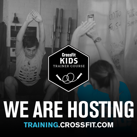 The CrossFit Kids Trainer Course is coming to Verve