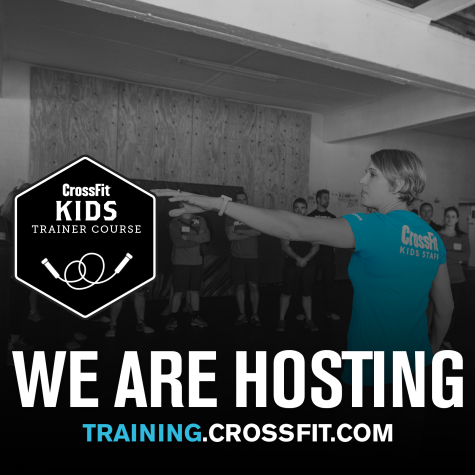 CrossFit Kids Trainer Course @ Verve July 8th-9th