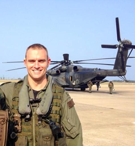 "U.S. Navy Lt. J. Wesley ""Wes"" Van Dorn"